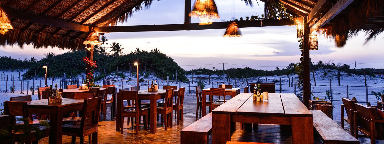bar e restaurante da vila guará