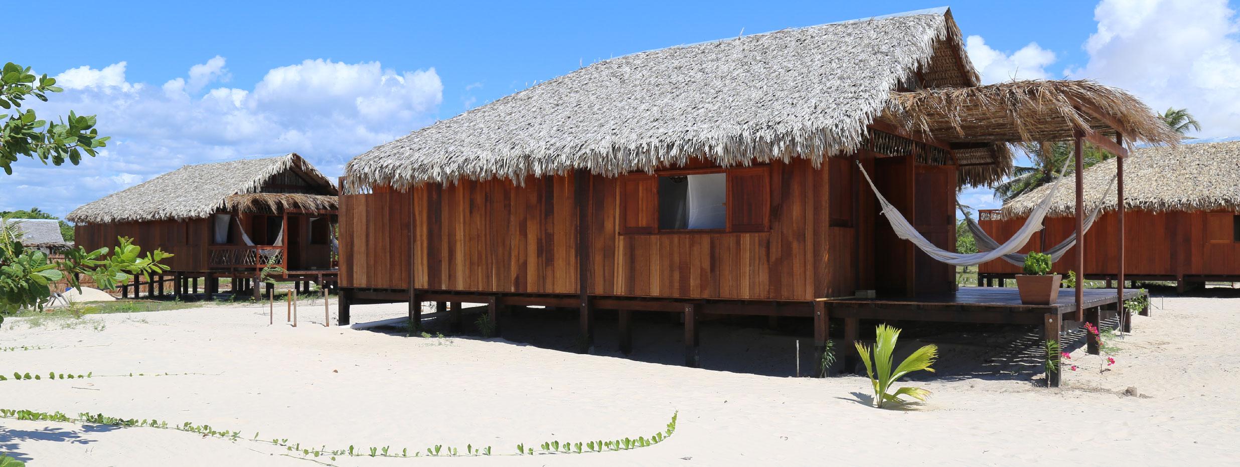the acomodations of vila guara